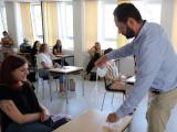 Auszubildende der Altenpflege und Altenpflegehilfe Schule Sancta Maria Bühl trotzen Corona