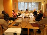 Klausurtag des KSR-Vorstands im Hotel am Froschbächel in Bühl