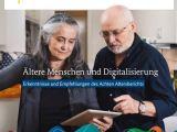 """KSR-Vorstand thematisiert den 8. Altenbericht """"Ältere Menschen und Digitalisierung"""""""
